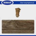 Угол внутренний Wimar 820 Дуб Асплен 86мм (2шт)