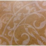 Плитка для пола Lasselsberger Урарту глазурованная коричневая 45х45