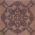 Декор Kerama Marazzi Честер STG\B248\3414 30.2х30.2 коричневый темный