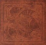Плитка для пола Сокол Родос RDS611-3 коричневая матовая 33х33