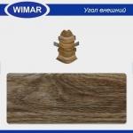 Угол внешний Wimar 820 Дуб Асплен 86мм (2шт)