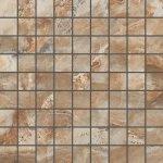 Мозаика Kerranova Premium marble полированный коричневый 30x30