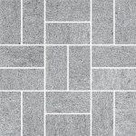 Декор Kerama Marazzi Ньюкасл SG176\001 30х30 мозаичный серый