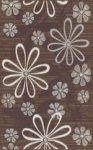 Декор Cersanit Euforia Brown Kwiatek 1 EUF-WID111/F бежевый 25х40