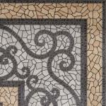 Плитка для пола Golden Tile Византия бежевый 771730 300х300
