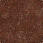 Керамогранит Керамин Меркурий 4 коричневый 40х40 глазурованный
