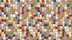 Декор Ceradim Flora Dec Mozaic Tesser 25x45