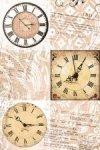 Декор Дельта Керамика Clock D1 20x30