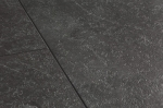 ПВХ-плитка Quick-step Livyn Ambient Glue Plus Сланец  чёрный