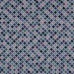 Плитка для пола Береза-керамика Симфония синяя 42х42