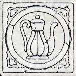 Декор Kerama Marazzi Ницца A1722\1223 9,9х9,9
