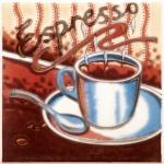 Декор Atem Parma espresso 10x10