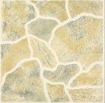 Плитка для пола Береза-керамика Камень коричневая 30х30