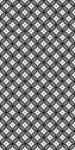 Декор Golden Tile Fabula 285321 Черно-белый 300х600
