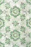 Декор Шаxтинская Плитка Кодры Зеленый 03 20x30