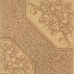 Плитка для пола Береза-керамика Полонез бежевая 42х42