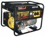 Генератор бензиновый Huter DY6500LX - электростартер
